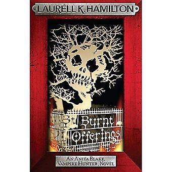 Burnt Offerings (Anita Blake Vampire Hunter 7)