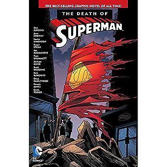 Death Of Superman TP New Ed