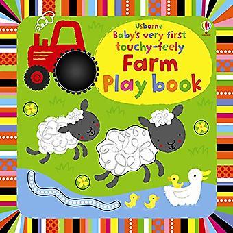 Babys erste gefühlsduselig Farm Spiel Buch (Babys ersten Bücher)