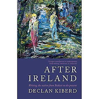 Após Irlanda: Escrevendo a nação de Beckett para o presente