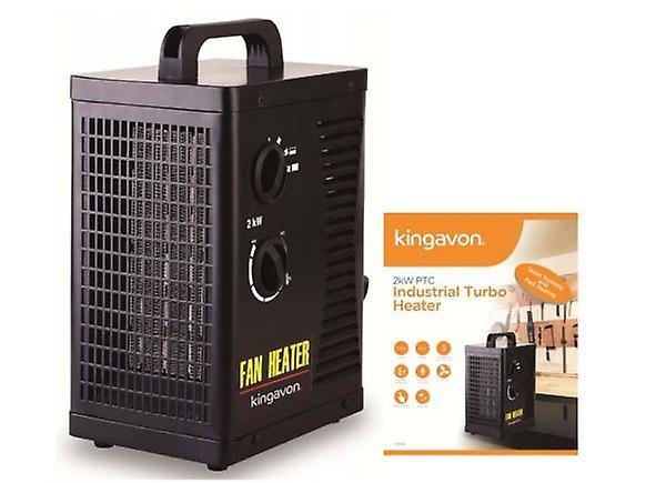 2Kw Ptc Industrial Turbo Heater Free Standing Box Stone Ship Heater