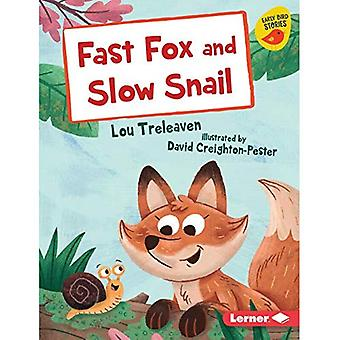 Fast Fox and Slow Snail (Early Bird Readers -- Blue (Early Bird Stories (Tm)))