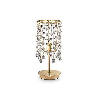 Ideal Lux - Moonlight guld tabell lampa IDL082806