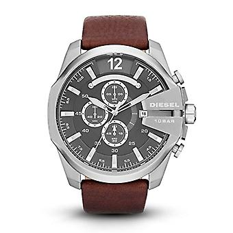 Diesel Analog leather strap DZ4290 Man