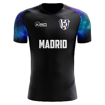 27f7ee066b4 2019-2020 Madrid Galacticos Concept Football Shirt - Kids
