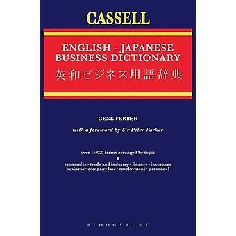 Cassell EnglishJapanese Business-Wörterbuch von Ferber & gen