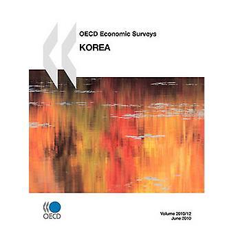 OCDE estudios económicos Corea 2010 por publicación de la OCDE