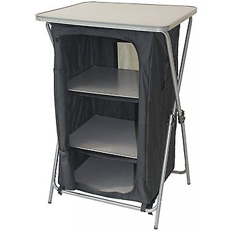 Yellowstone Quick Erect Storage Cupboard With 3 Shelves
