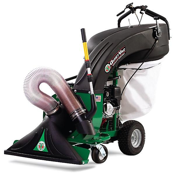 Billy Goat QV550H Petrol Push Quiet Garden Vac