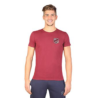 Guru JEGTS1567 T-shirts Red Men