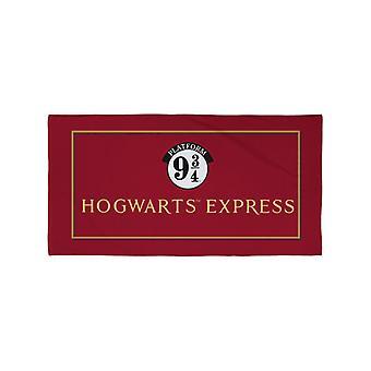 Harry Potter Express Beach håndkle