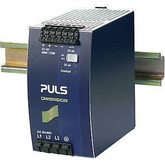 PULS DIMENSION QT20.481 Rail mounted PSU (DIN) 48 Vdc 10 A 480 W 1 x