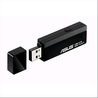 Asus usb-n13 wireless external adtattatore 300 mbps usb 2.0 black