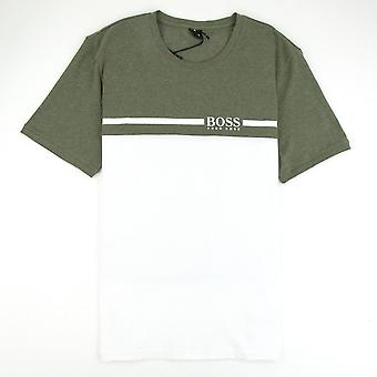 Hugo Boss Trend T-shirt Green/White
