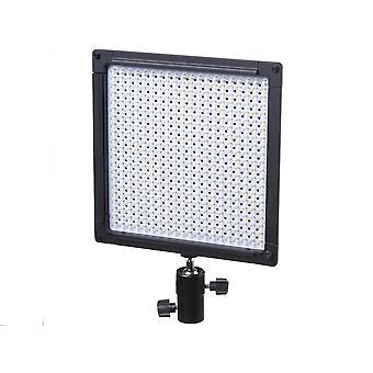BRESSER SH-360A Slimline LED Flächenleuchte Bi-Color (21,6 W / 2.500 LUX)