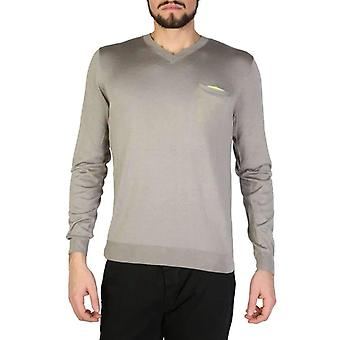 Emporio Armani Men Grey Sweaters -- S1M0491056