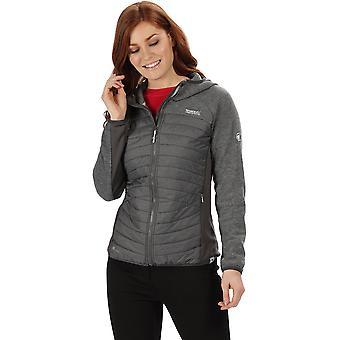 Regatta Womens Pemble Hybrid Insulated Outdoor Fleece Jacket