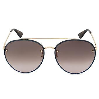 Gucci Aviator Sunglasses GG0351S 002 62