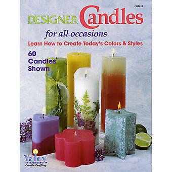 Yaley Books Designer Candles For All Occasions Ya 612