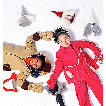 Toddlers' Children's Lined Jackets, Pants And Mittens  4  5  6 Pattern M6637  Cf0