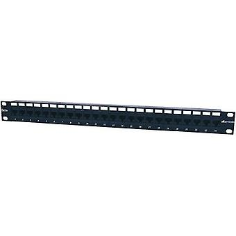 24 ports Network patch panel Intellinet 513555 CAT 5e 1 U