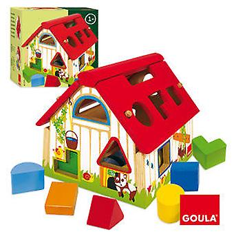 Goula Farm Geometricas Forms (Toys , Preschool , Puzzles And Blocs)