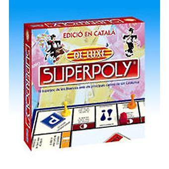 Falomir Superpoly Catala (Kids , Toys , Table Games , Strategy)