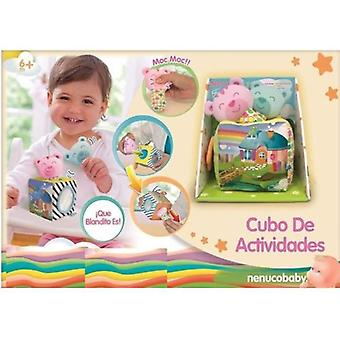 Nenuco Baby-Cube Activities (Toys , Preschool , Babies , Early Childhood Toys)
