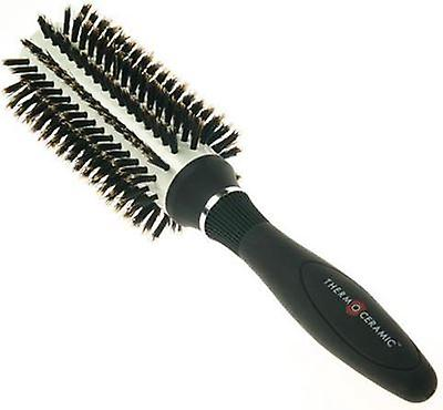 Denman Thermoceramic Radial Natural Bristle Brush