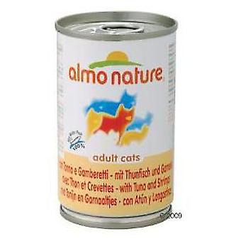 Almo nature Tuna and Prawns (Cats , Cat Food , Wet Food)