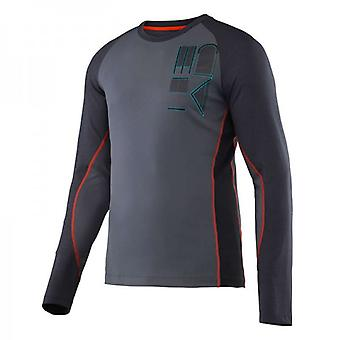 Head Transition T4S Longsleeve Herren dark melange/antracite