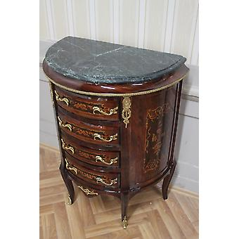 Commode baroque armoire Louis xv style antique MkKm0088Gn