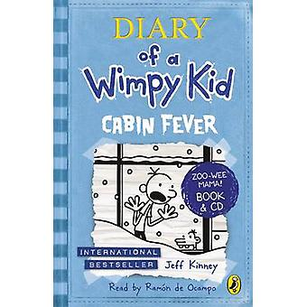 Cabin Fever Diary of a Wimpy Kid Buch 6 von Jeff Kinney