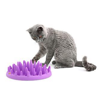 Catch Interactive Slow Feeder Purple