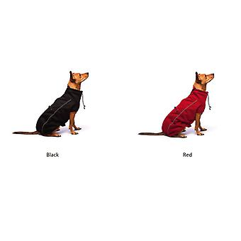 Dog Gone Smart Olympia Soft Shell Coat Red 10