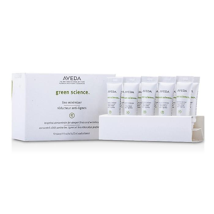 Aveda Green Science Line Minimizer 10x3ml