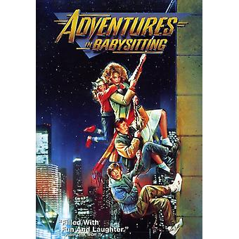 Adventures in Babysitting [DVD] USA import