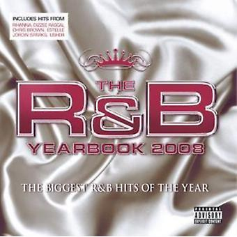 R&B Yearbook 2008 by Various Artists
