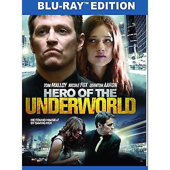 Helten i underverdenen [Blu-ray] USA importen