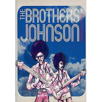 Brothers Johnson - The Brothers Johnson: Strawberry Letter 23 Live [DVD] USA import