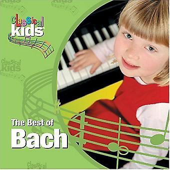 J.S. Bach - bedst af Bach [klassisk børn] [CD] USA importerer