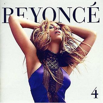 Beyonce - 4 [CD] USA importerer