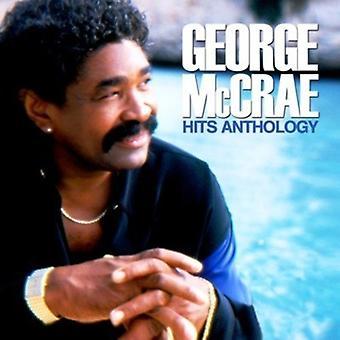 George McCrae - träffar antologi [CD] USA import