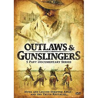 Outlaws & Gunslingers [DVD] USA import