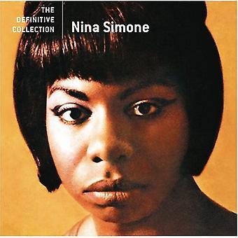 Nina Simone - endelig opkrævning [CD] USA import