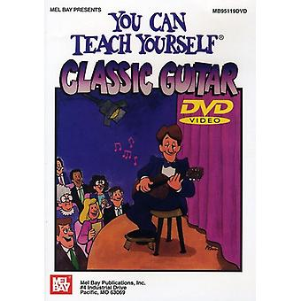 You Can Teach Yourself Classic Guitar [DVD] USA import
