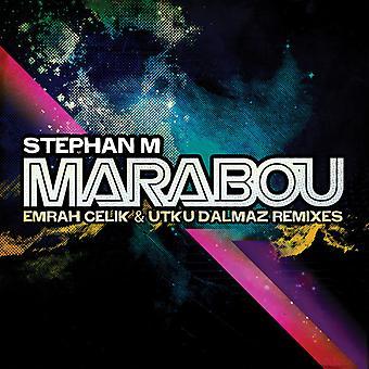 Stephan M - Marabou (Emrah Celik idealna Utku Dalmaz Remixes) [CD] USA import