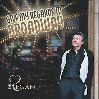 Dean Regan - Give My Regards to Broadway [CD] USA import