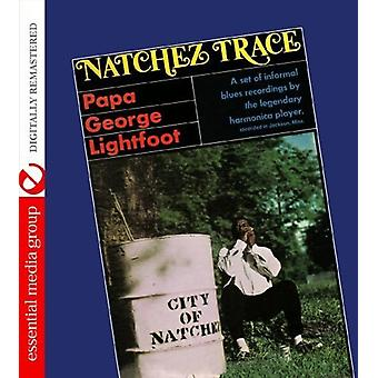 Papá George Lightfoot - importación de USA de Natchez Trace [CD]