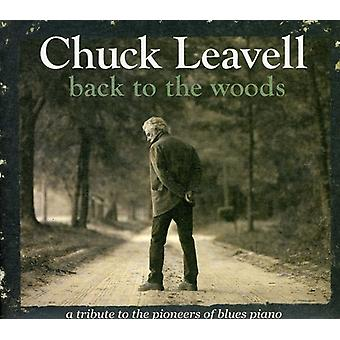 Chuck Leavell - retour à la forêt : A Tribute to l'importation USA Pion [CD]